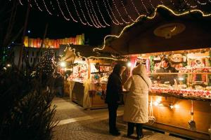 Christmas market in Merano & surrounding area