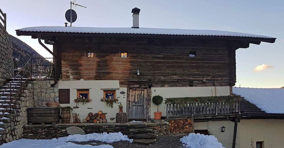 Obereggerhof in Scena - Holiday home