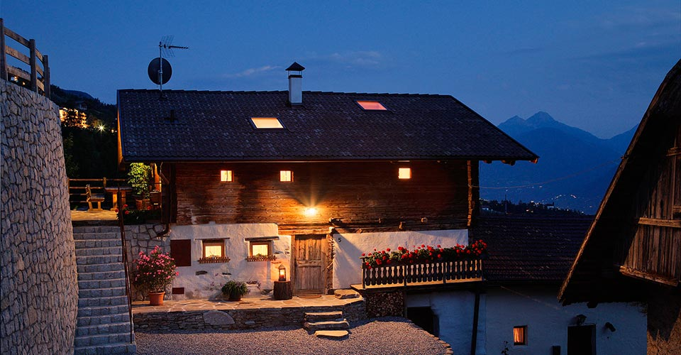 Obereggerhof in Scena - exclusive holiday home