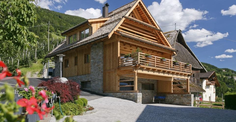 Obereggerhof | Exclusive chalet with panoramic terrace